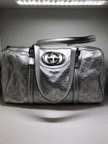 26ec2fadd2 Bolsa Gucci Modelo Positano Frete Grátis - Bolsas Prateado com o Melhores  Preços no Mercado Livre Brasil