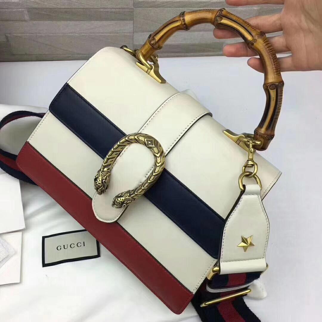 9d387bc6e0683 Bolsa Gucci Pronta Entrega No Brasil - R  2.590,00 em Mercado Livre