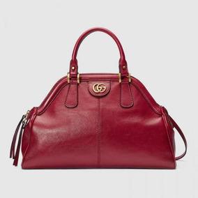 af1ebbd99 Bolsa Gucci Couro Legitimo - Bolsas Femininas no Mercado Livre Brasil