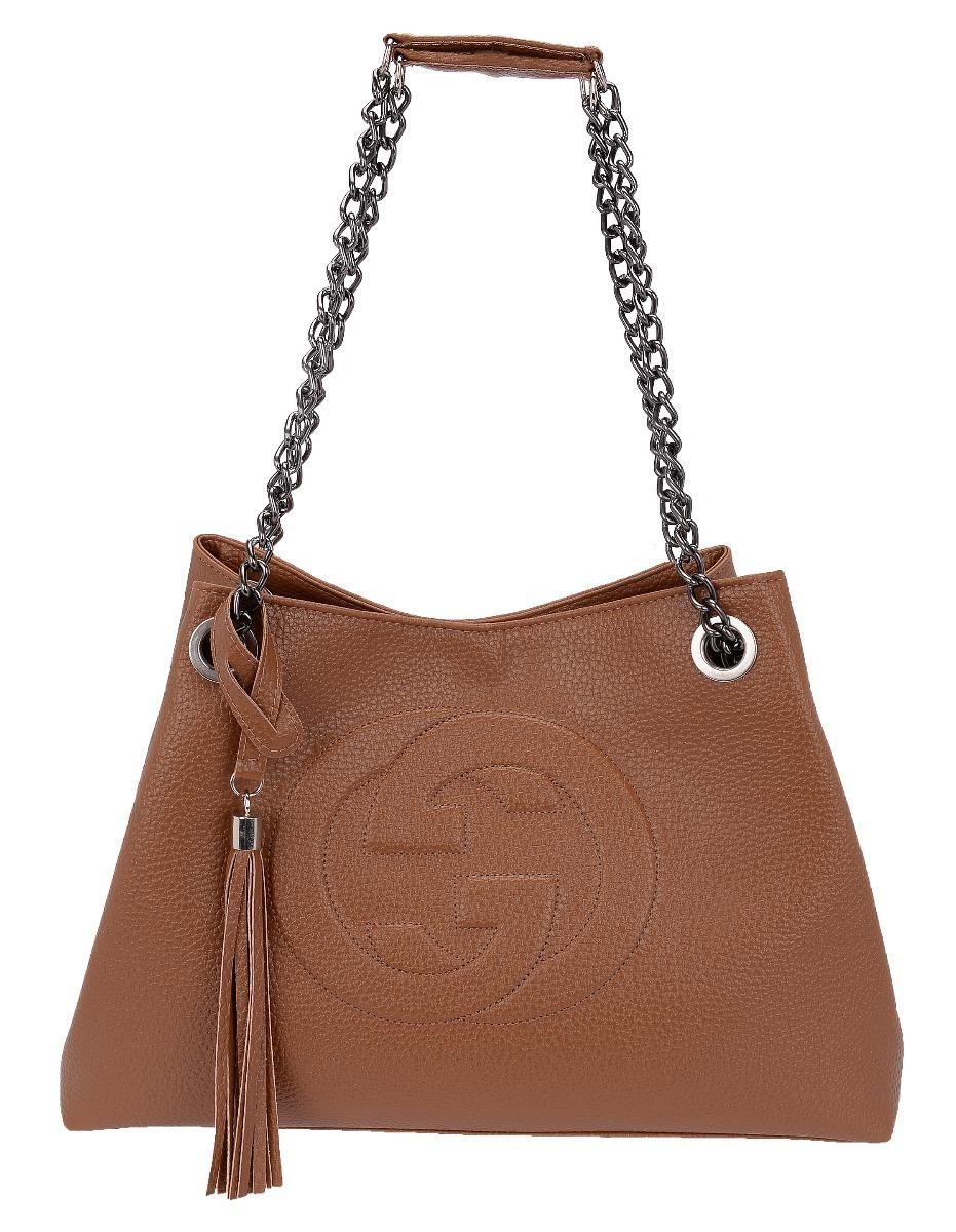 152323da572c1 bolsa gucci sacola grande alça de corrente preço promocional. Carregando  zoom.