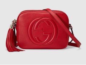 327349544 Bolsa Gucci Soho Disco Bag Couro Bege Legítimo Várias Cores - Bolsas ...