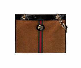 af8a17e32 Bolsa Gucci De Camurca Original Importado Femininas - Bolsas no ...