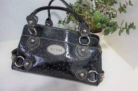 c845f4da6 Bolsa Couro Guess Pequena - Bolsas de Couro Sintético Com fecho em ...