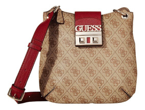 Bolsa Guess (cheerleader Le656206 bla) 100% Original Pdama