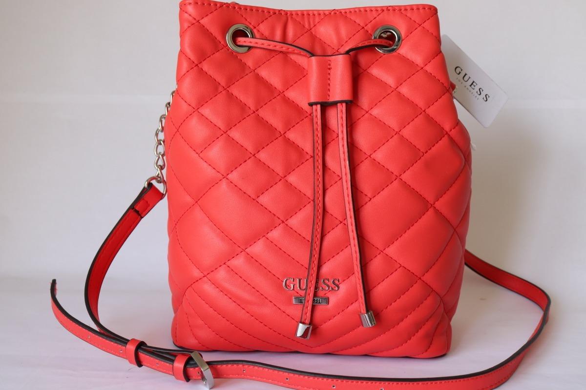 f992784a Bolsa Guess Rojo Original Envio Gratis (89) - $ 1,749.00 en Mercado ...