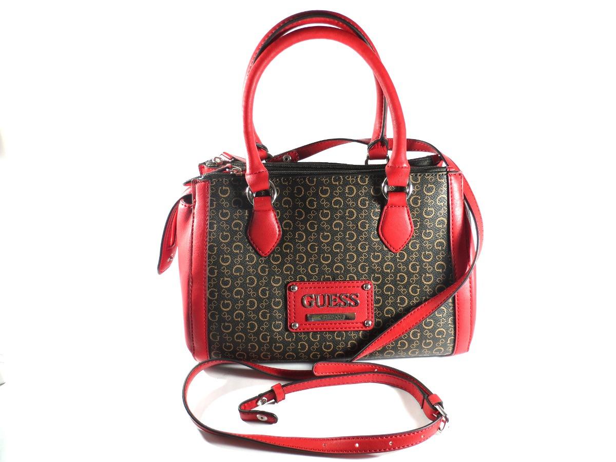 Bolsa De Mão Guess Preço : Bolsa guess vermelha original importada pronta entrega r