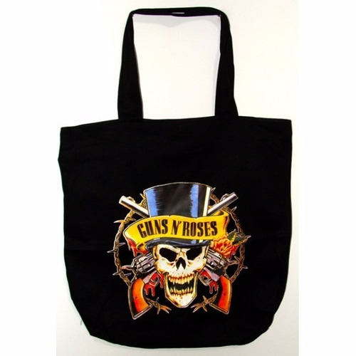 bolsa guns 'n roses sarja zíper bolso interno axl rose slash