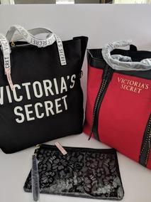 Sin Valentino Victoria's Dama Cierre Bolsas En Secret gYf6v7by