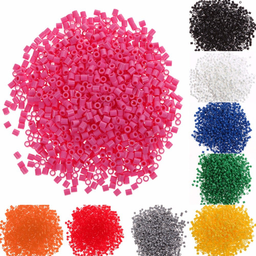 bolsa hama beads midi 5mm midi perler diferentes colores