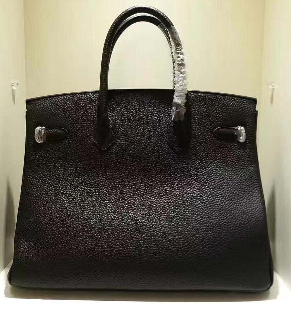 3df69ef5611 Bolsa Hermès Birkin 35cm Original Oportunidade Fotos Reais - R ...