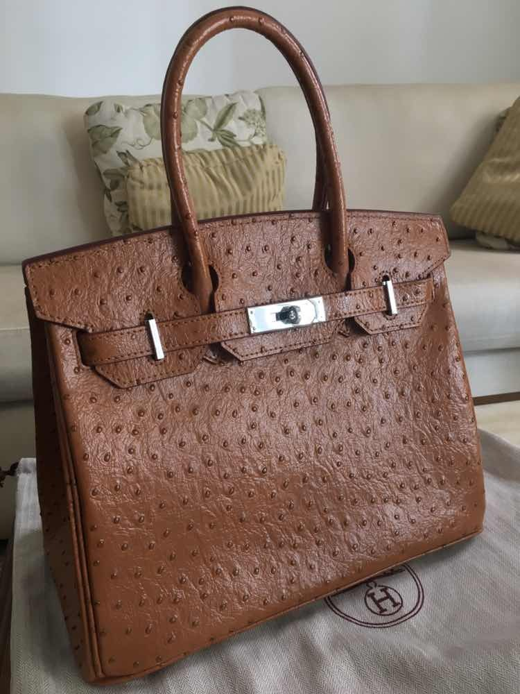 d3d7052aff3 Bolsa Hermes Birkin Original. Nunca Foi Usada! - R  15.000