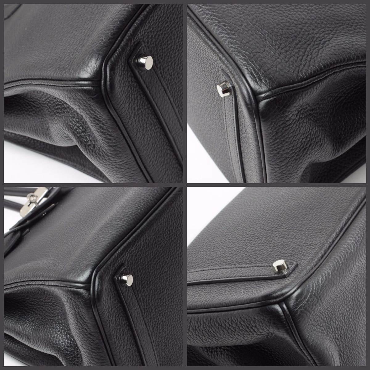 a038ed186 Bolsa Hermès Birkin Preta 35 - R$ 42.000,00 em Mercado Livre