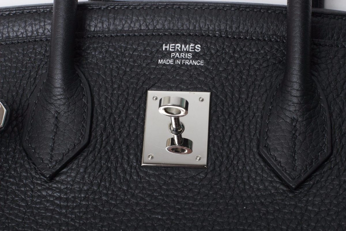 2fadf4bedd1 bolsa hermès birkin preta 35. Carregando zoom.