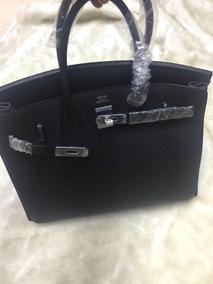 996866766 Bolsa Hermes Birkin - Bolsas Hermès de Couro Femininas Sem fecho no ...
