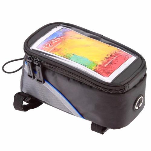 bolsa hidratação ciclista bicicleta 2l mochila +bolsa quadro