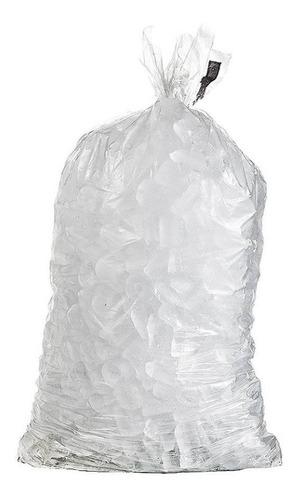 bolsa hielo 2kg purificado ideal trago barra cubito gourmet no modifica sabor tipo rolit-