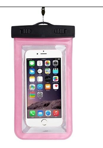 bolsa impermeable para celular