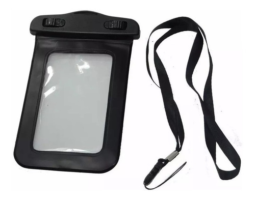 bolsa impermutável capinha p/  celular a prova d'água