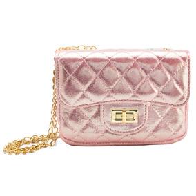 f179d9239 Bolsa Inspired Chanel Infantil - Calçados, Roupas e Bolsas no ...