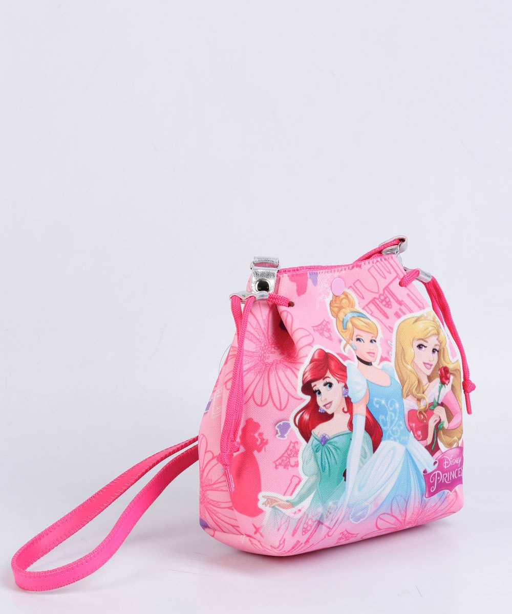 bc07f5815 bolsa infantil estampa princesas disney original frete grati. Carregando  zoom.