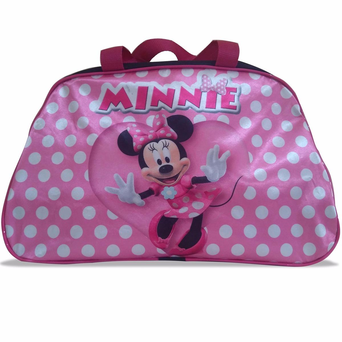 47ef30ded bolsa infantil para viagem minnie mouse - pronta entrega !! Carregando zoom.