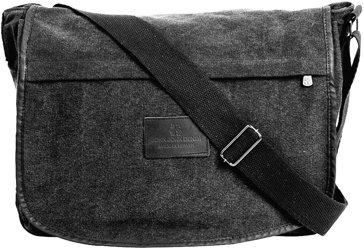 57dfa85acf2 ... bolsa john john masculina carteiro tiracolo transversal luxo. Carregando  zoom.