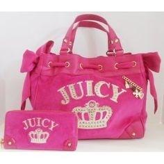 bolsa juicy couture original 100%