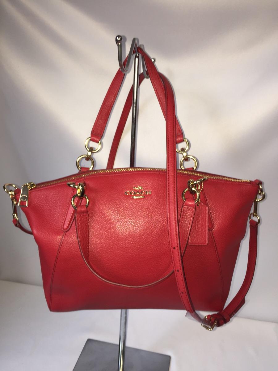 Bolsa 00 Libre Color Original Kelsey Mercado 499 En Coach Rojo3 54q3jLAR