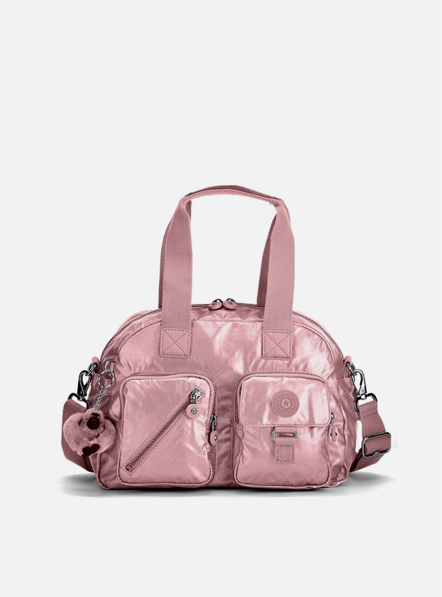 Kipling Rosa En Color 445 00 Defea Bolsa Metalico1 Modelo sCtQdBrhx
