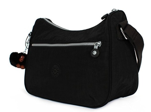 0b96be924 Bolsa Kipling Modelo Sally Color Black - $ 1,145.00 en Mercado Libre