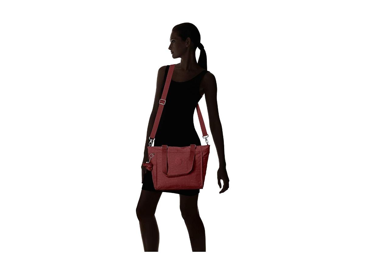 Kipling Shopper 31982 New Libre Mercado Rojo 55 B1 Bolsa En S 519 QrodCxBeW