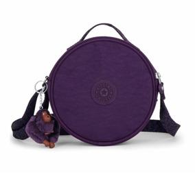 20f1b043a Bolsa Kipling Hip Hurray - Bolsas Femininas Violeta escuro no Mercado Livre  Brasil