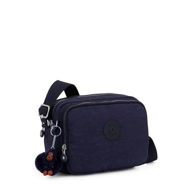 ea5e7c9a1 Bolsa Kipling Silen Active Blue - R$ 699,00 em Mercado Livre
