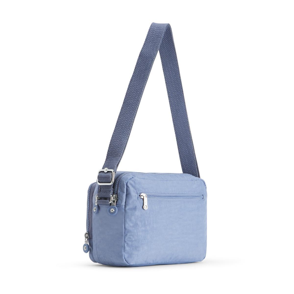 64eb08e95 Bolsa Kipling Silen Timid Blue C - R$ 699,00 em Mercado Livre