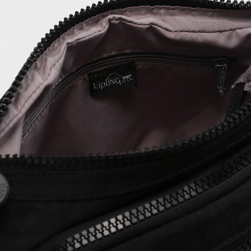 1f6dded17 Bolsa Kipling Transversal Gabbie S Preta Lively Black - R$ 699,00 em ...