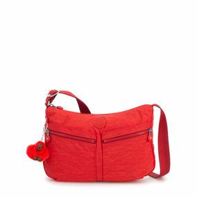 ecdc5d9ef Bolsa Transversal Kipling - Calçados, Roupas e Bolsas Vermelho no ...