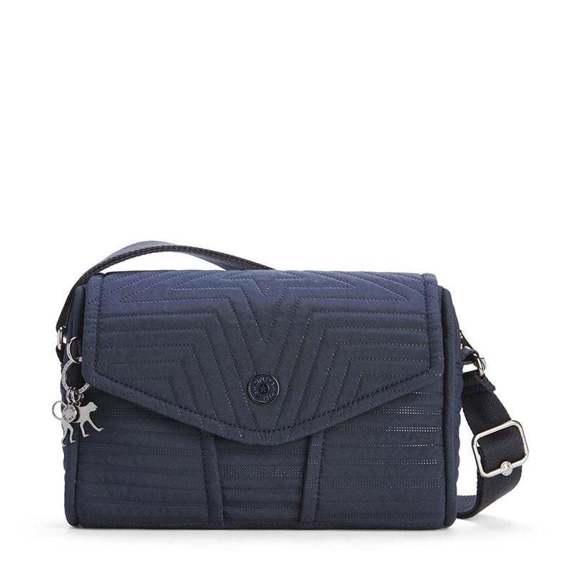 36919d47d Bolsa Kipling Transversal Ready Now S Serious Blue - R$ 590,00 em ...