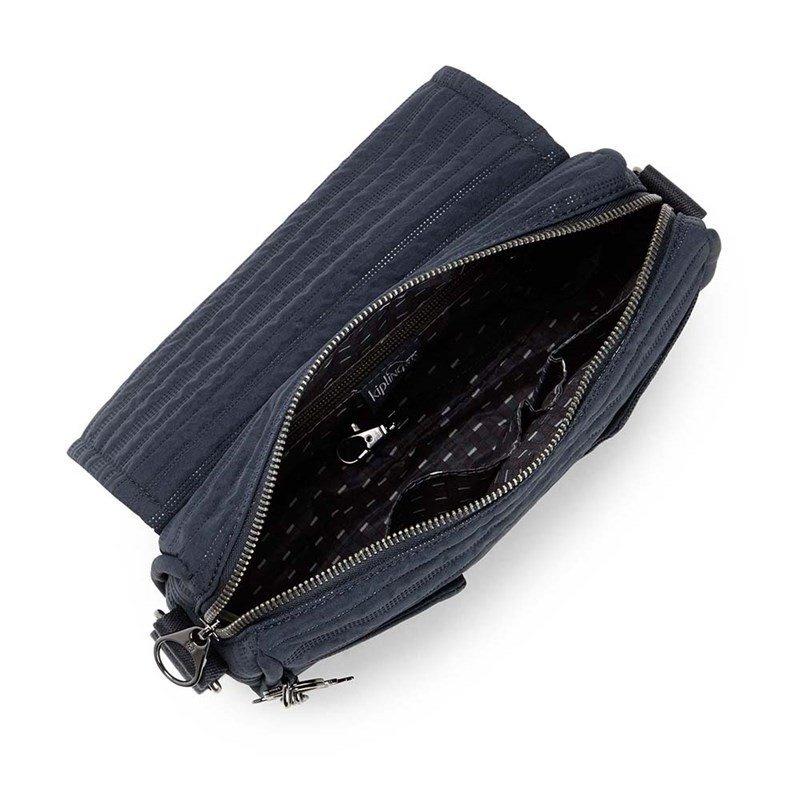 068d61e4c Bolsa Kipling Transversal Ready Now S Serious Blue - R$ 619,00 em ...