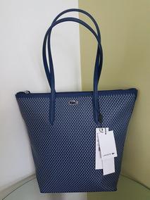 71db8426183 Bolsa Lacoste Vertical Tote Bag Nf1393 Original