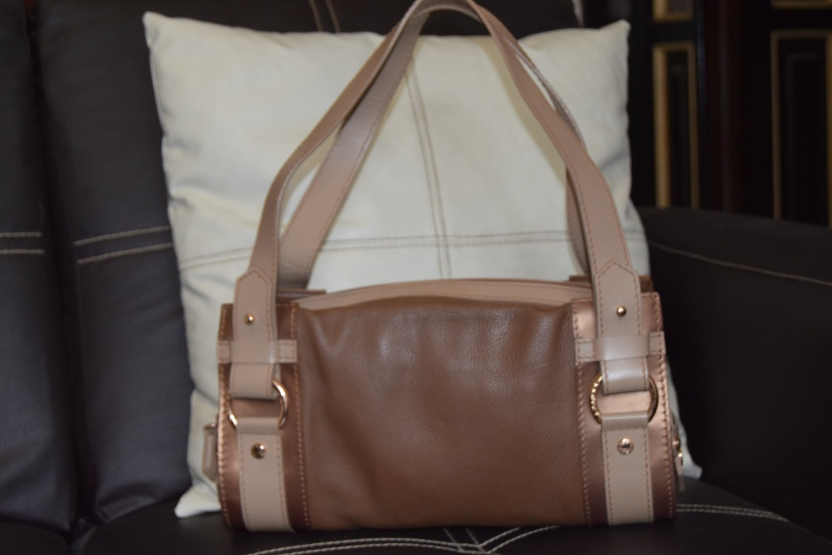 De Bolsa Made Lancel France In Becerro Piel Paris Original If6xT1f