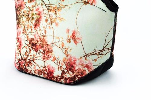 bolsa / lancheira multiuso essential - primavera
