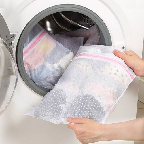 bolsa lavar ropa lavandería