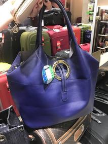 b0676c1f9 Le Postiche Bolsa Couro - Bolsas Femininas Azul marinho no Mercado ...
