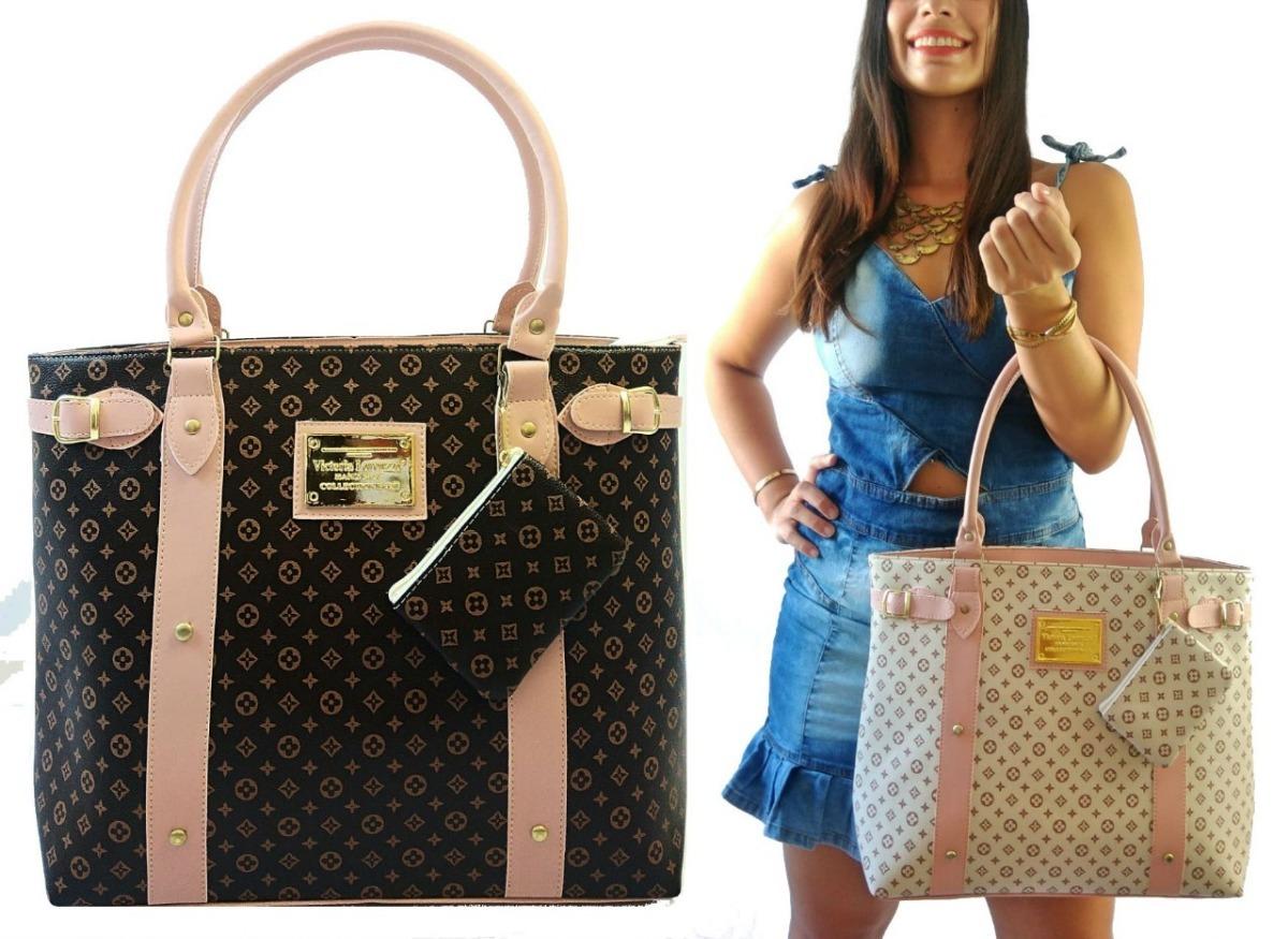 a17bfb2d5 bolsa linda grande de luxo estilosa moderna tendencia barata. Carregando  zoom.