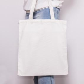 selección premium 9d17b 5bcd7 Tote Bag / Bolsa Lisa Para Estampar De Tela Lienzo X Mayor