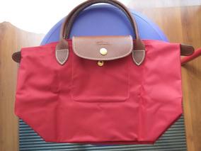 ee23e070b8 Bolsa Longchamp Original Na Embalagem - Bolsas Femininas con Mercado ...