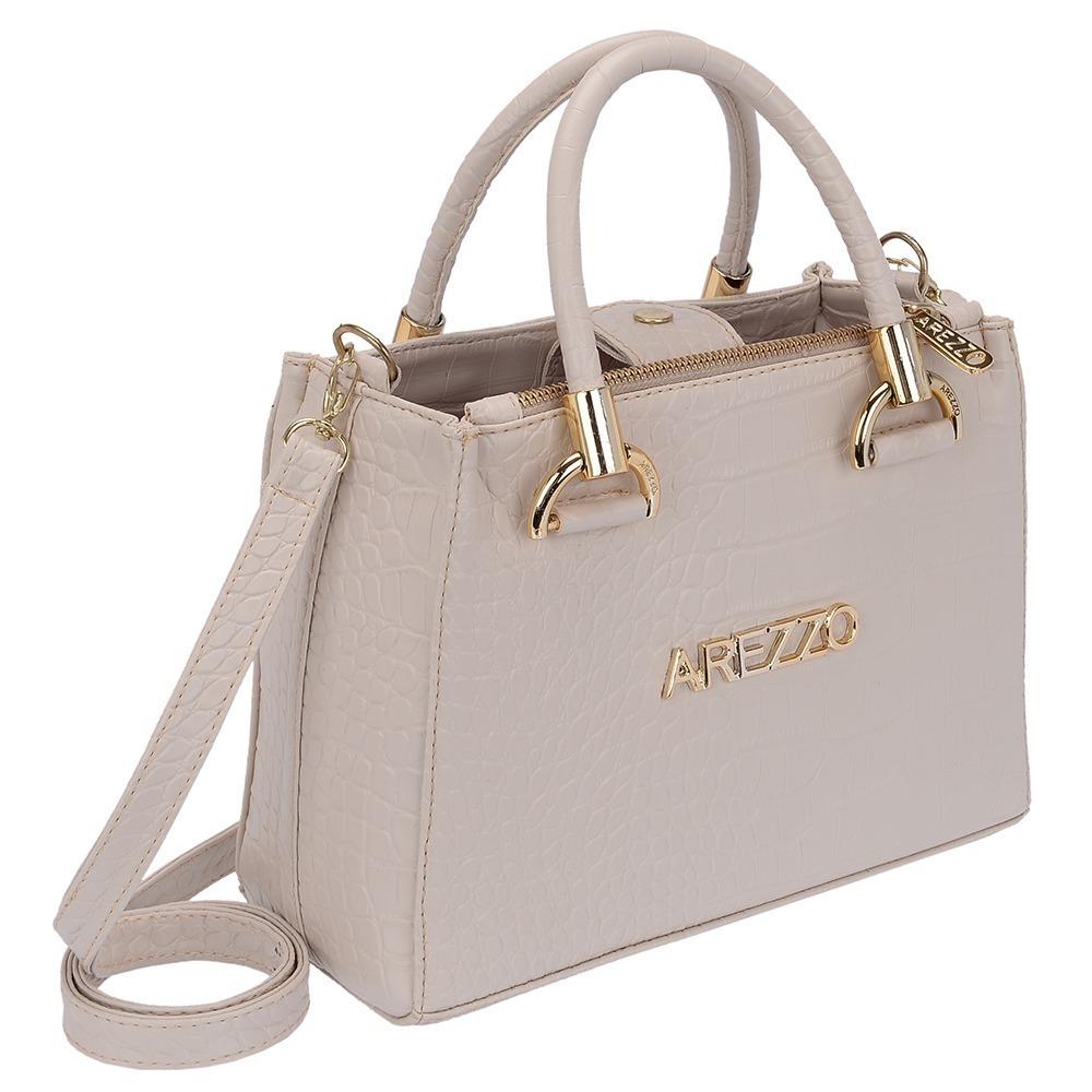 aa09d8982 bolsa lorena croco arezzo coleção linda promoção atacado. Carregando zoom.
