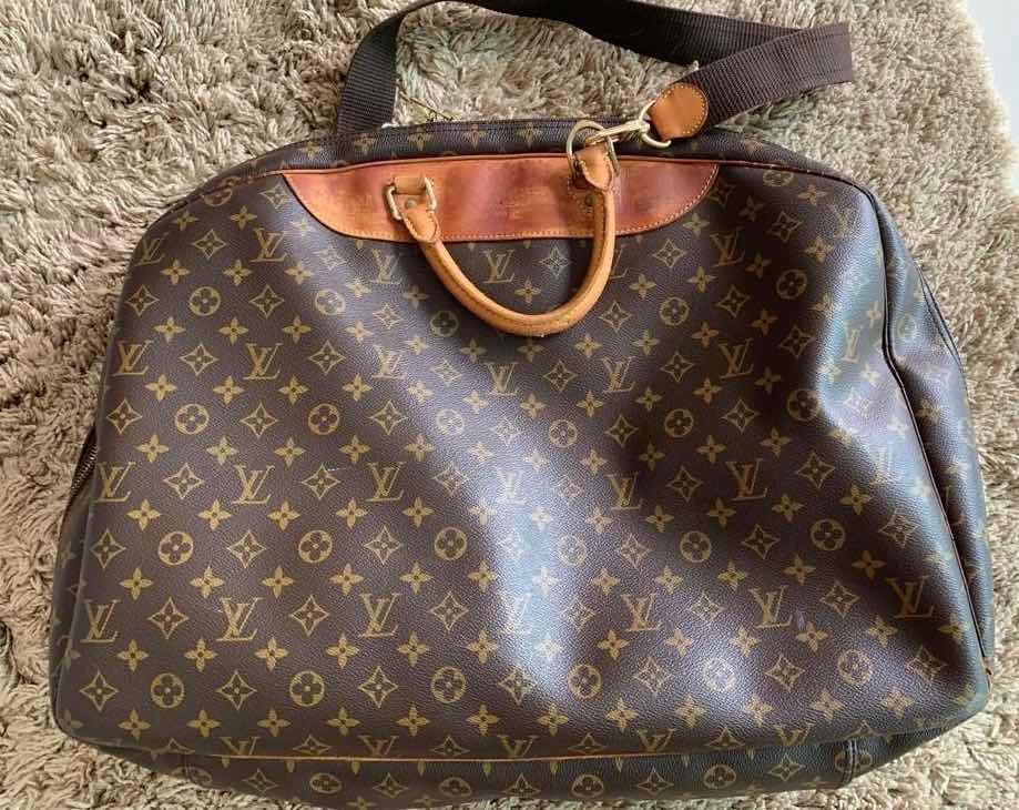 c578272ec Bolsa Louis Vuitton 100% Original Usada - R$ 1.850,00 em Mercado Livre