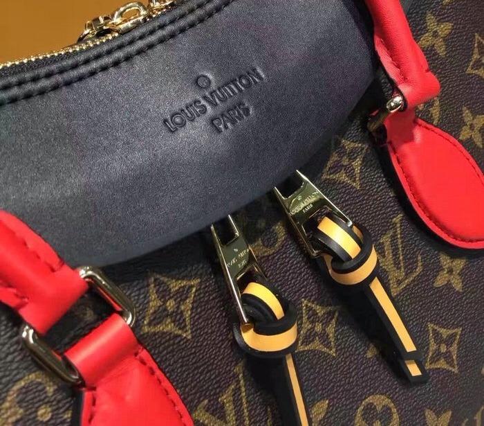 7e6c62600 Bolsa Louis Vuitton Tuileries Monogram Feminina-frete Gratis - R ...