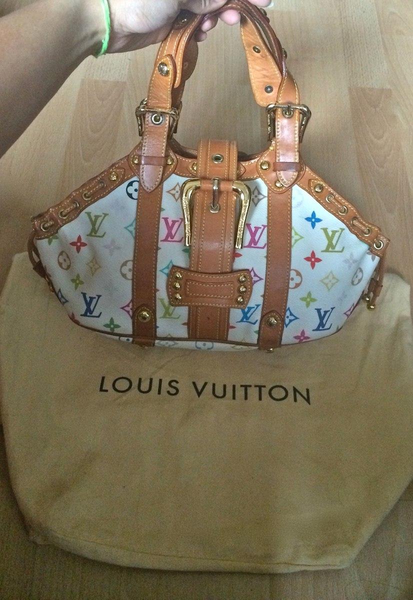 30f276067 Bolsa Louis Vuitton Theda Gm 100% Original!! - $ 8,400.00 en Mercado Libre